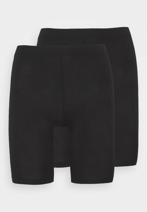 PCKIKI 2 PACK - Shapewear - black