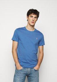 Polo Ralph Lauren - T-shirt basique - french blue - 0