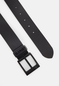 Levi's® - ASHLAND - Belt - regular black - 1