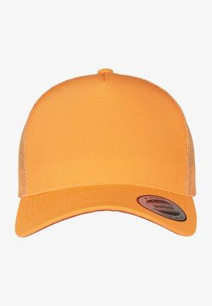 NEON RETRO - Cap - neonorange