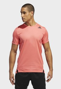adidas Performance - HEAT.RDY TRAINING T-SHIRT - Camiseta básica - red - 0
