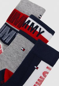 Tommy Hilfiger - KIDS SOCK GIFTBOX 3 PACK UNISEX - Socks - dark blue - 1