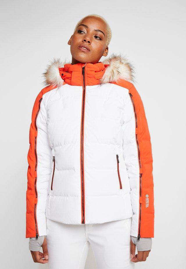 FALLINE INFINIUM - Ski jacket - white