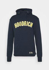 Hoodrich - Hoodie - navy/yellow - 5