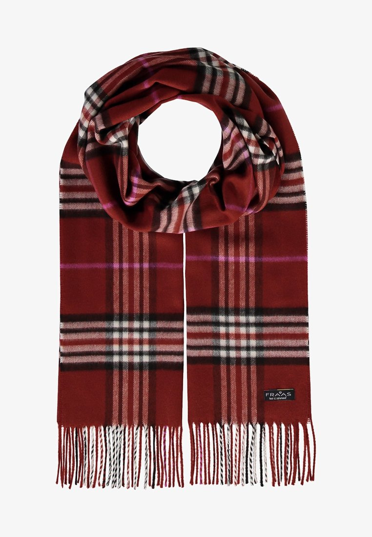 Fraas - Scarf - metallic red