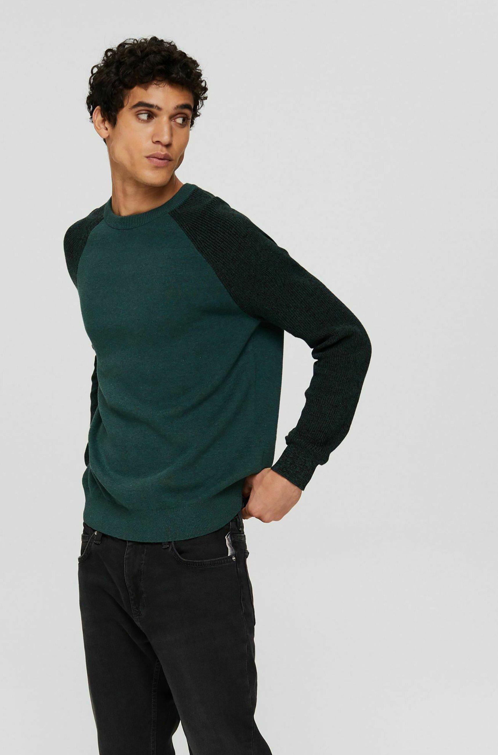 Homme Sweatshirt - teal blue