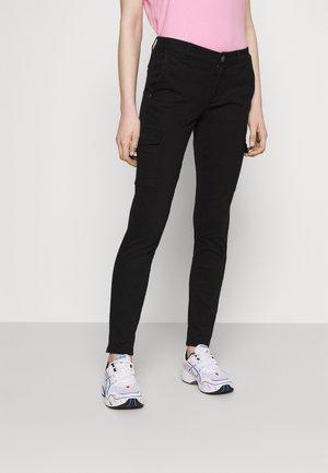 ONLNEW COLE MIRINDA PANT - Pantalones cargo - black