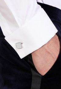 HUGO - Cufflinks - white - 1