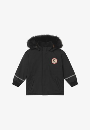 K2 PARKA - Winterjas - black