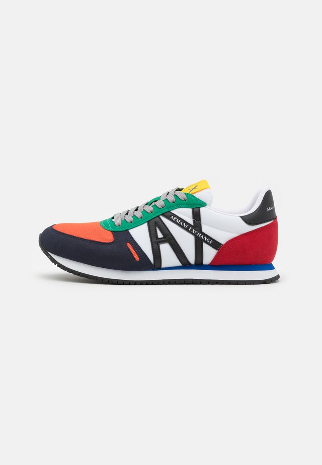 RIO  - Sneakers laag - optic white/multicolor