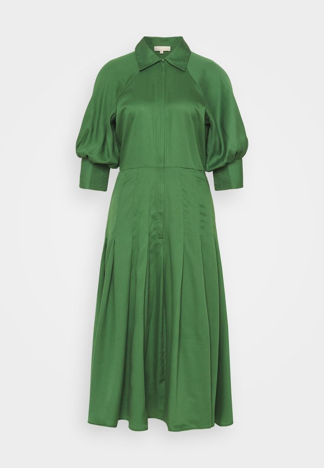 EVERYDAY DRESS - Shirt dress - green