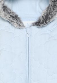 mothercare - BABY QUILTED SNOWSUIT - Snowsuit - blue - 3