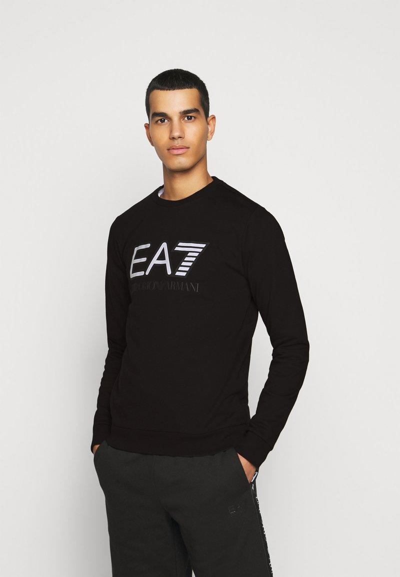 EA7 Emporio Armani - Mikina - black