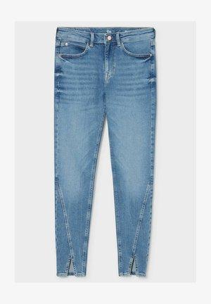 Jeans Tapered Fit - denim light blue