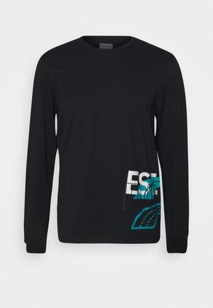 STREET TEE - Långärmad tröja - black