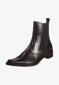 Pinto Di Blu - Cowboy/biker ankle boot - noir - 0