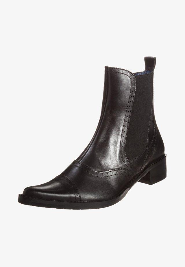 Cowboystøvletter - noir