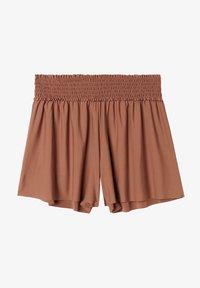 Calzedonia - LASERGESCHNITTENE  - Bikini bottoms - indian brown - 0