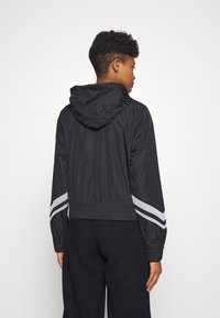 Hollister Co. - Windbreaker - black - 2