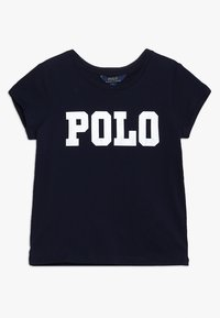 Polo Ralph Lauren - ENZYME TEE - Print T-shirt - french navy - 0