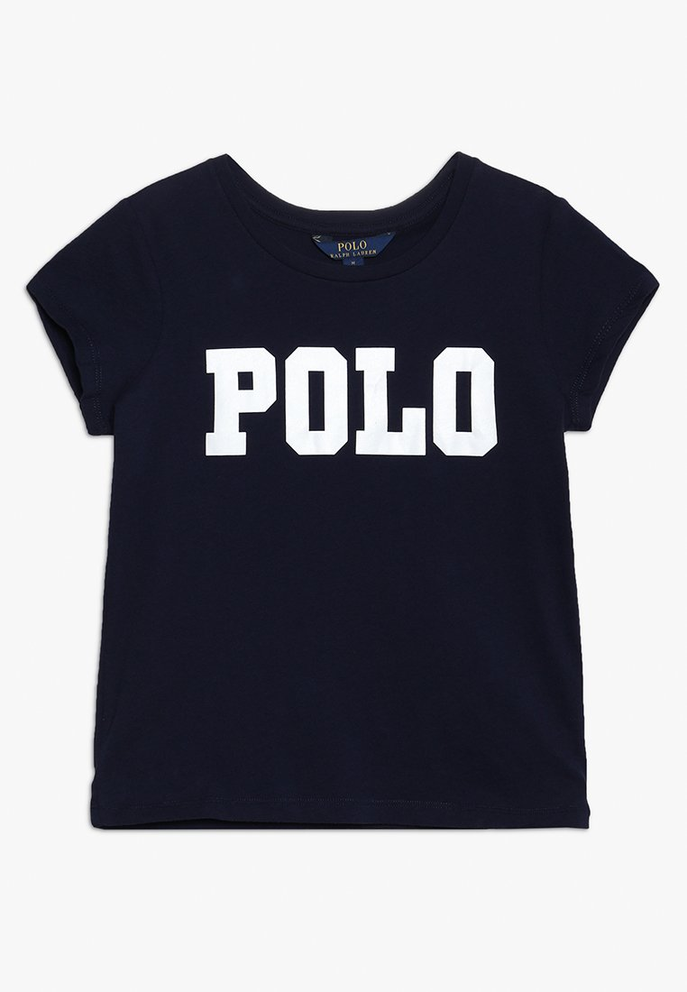 Polo Ralph Lauren - ENZYME TEE - Print T-shirt - french navy