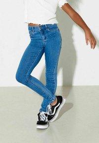 Kids ONLY - Skinny džíny - medium blue denim - 0