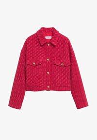 Mango - Light jacket - rose - 6