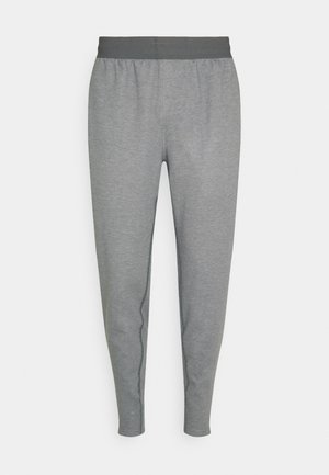 DRY PANT RESTORE - Tracksuit bottoms - iron grey heather/black