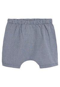 Next - BLUE 2 PACK WOVEN SHORTS (0MTHS-2YRS) - Shorts - blue - 1