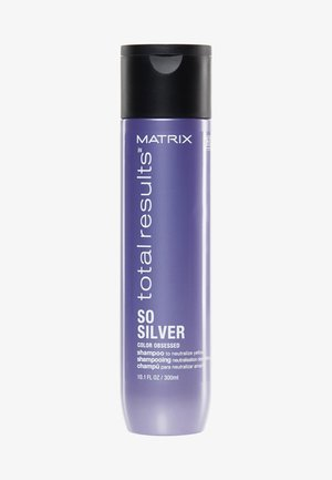 TOTAL RESULTS SO SILVER SHAMPOO - Shampoo - -