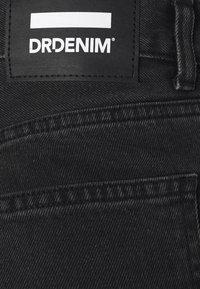 Dr.Denim Petite - ECHO - Denim shorts - charcoal black - 2