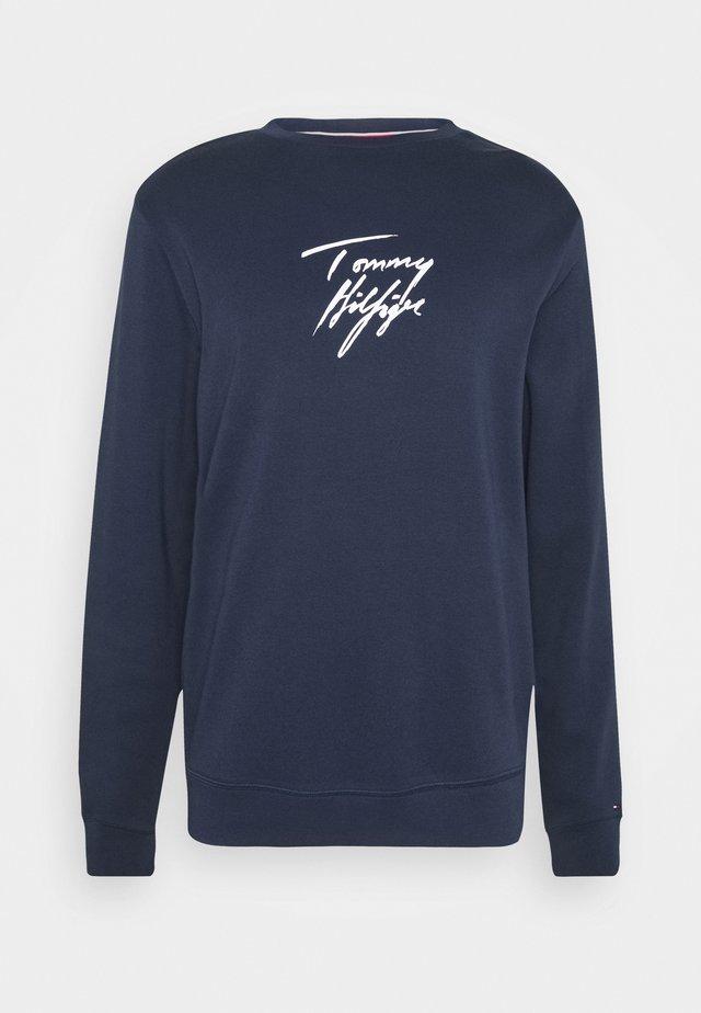 TRACK - Maglia del pigiama - blue