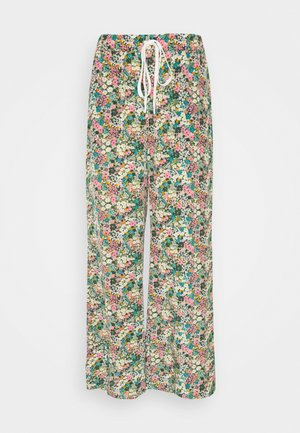 Trousers - multicolor
