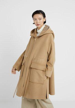 DIVO - Classic coat - beige