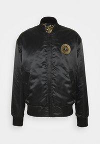 Versace Jeans Couture - REGALIA BAROQUE - Blouson Bomber - nero + oro - 0