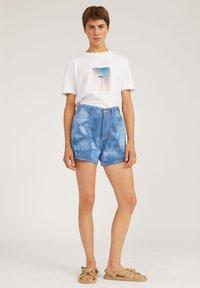 ARMEDANGELS - Denim shorts - denim blue - 1