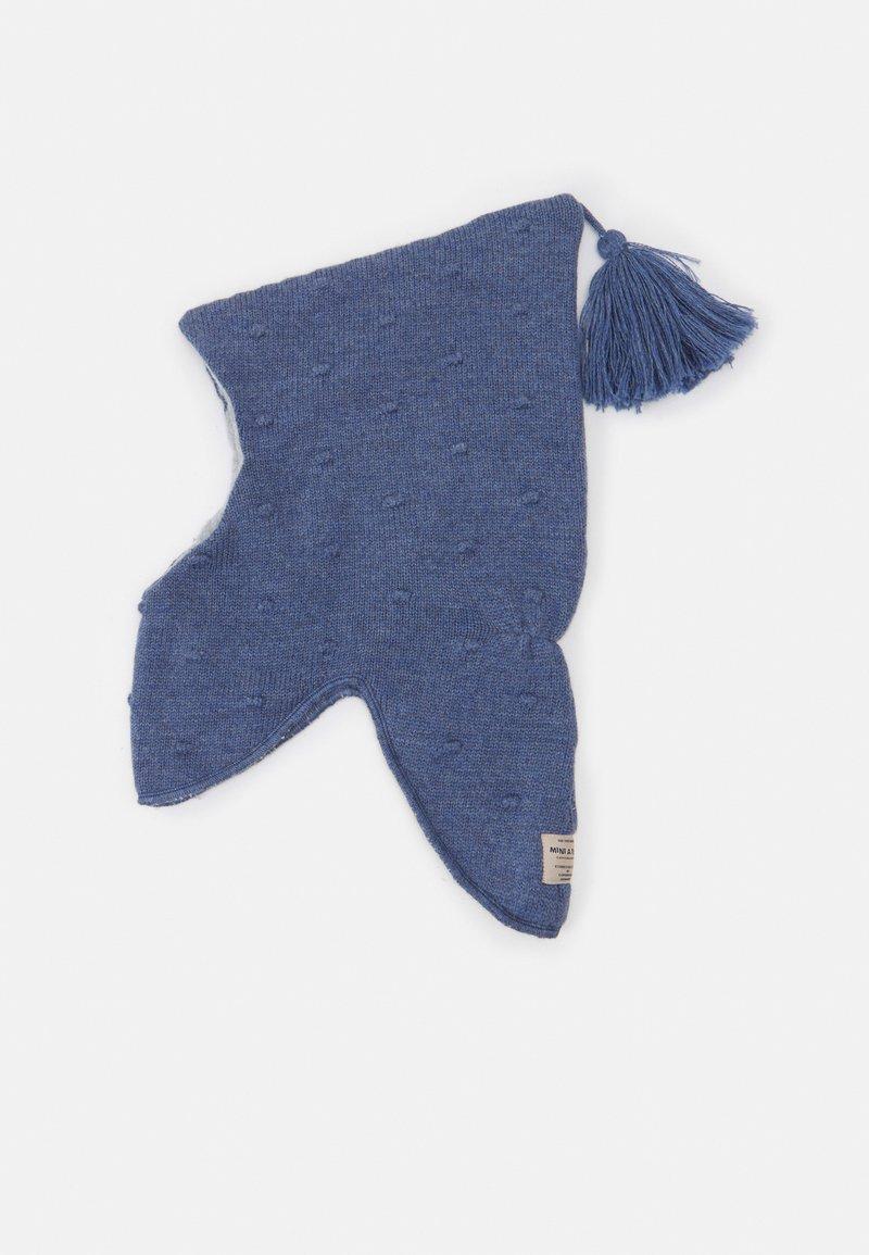 MINI A TURE - JUEL HOOD SOLID UNISEX - Beanie - citadel blue