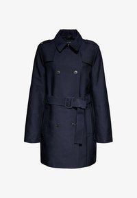 Esprit Collection - CLASSIC - Trenchcoat - navy - 8