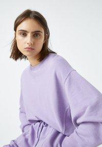 PULL&BEAR - Sweatshirt - mauve - 3