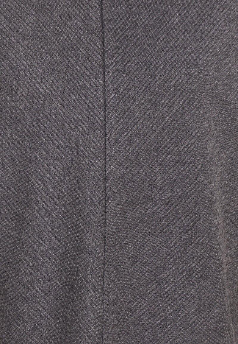 JDY JDYGIGI - Strickpullover - dark grey melange/dunkelgrau-meliert nwXQpq