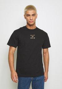 HUF - HUFEX TEE - T-shirt print - black - 0