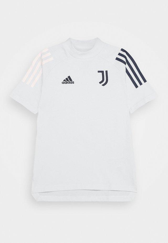 JUVENTUS SPORTS FOOTBALL SHORT SLEEVE - Article de supporter - grey/legend ink