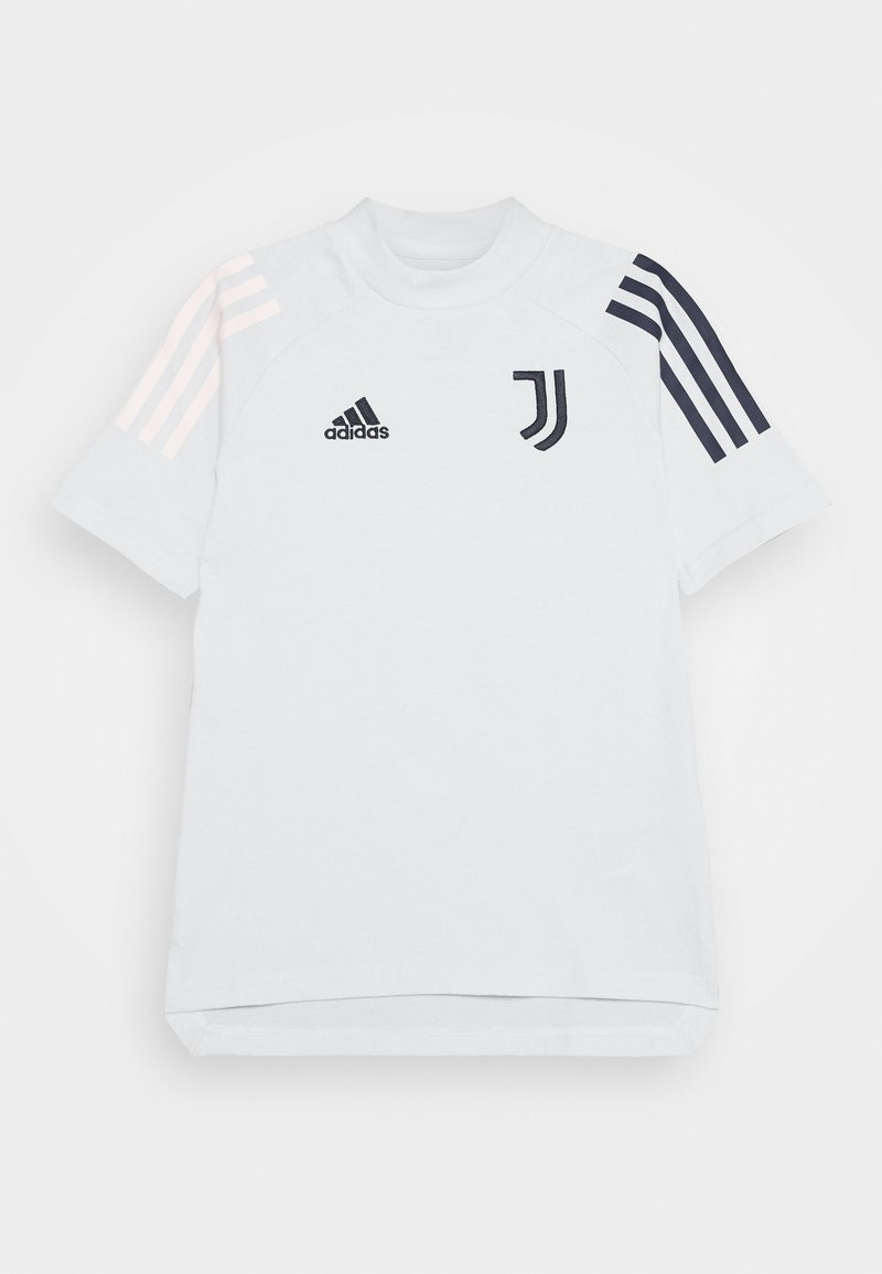 adidas Performance - JUVENTUS SPORTS FOOTBALL SHORT SLEEVE - Club wear - grey/legend ink