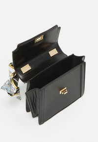 Pieces - PCOLIVE CROSS BODY  - Handbag - black/gold - 2