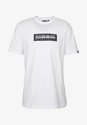 SOX  - Camiseta estampada - bright white