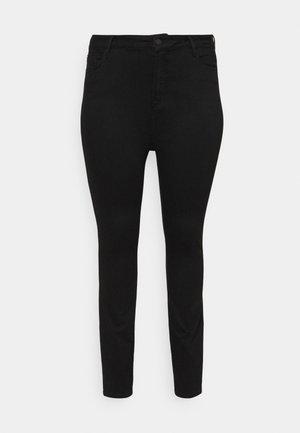 HARLEM  - Skinny džíny - black