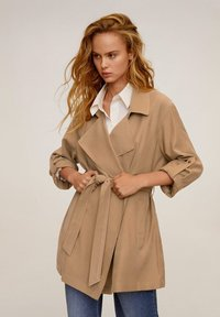 Mango - GUARDAPO - Trenchcoat - beige - 0