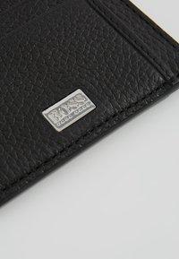 BOSS - CROSSTOWN CARD - Portefeuille - black - 2