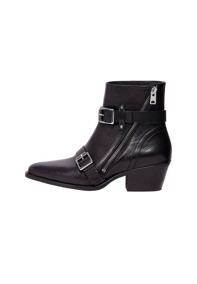 LIOR - Classic ankle boots - black