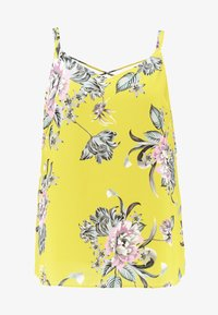 Dorothy Perkins Curve - BACK BUILT UP CAMISOLE - Top - multi-coloured - 3